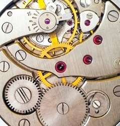 Mechanical Watch Clockwork