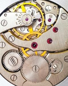 Mechanical Watch Clockwork